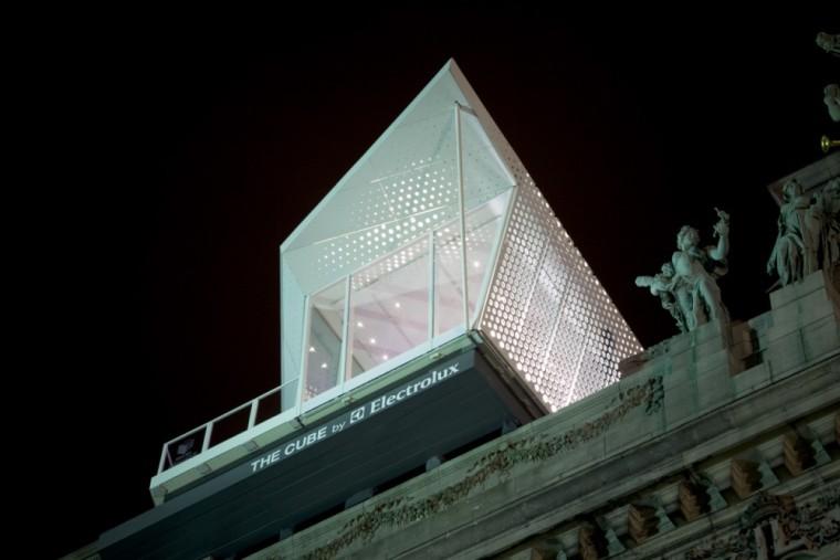 布鲁塞尔方块餐厅第23张图片