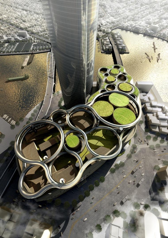 渲染01 rendering01-乐天百货公司楼顶花园第27张图片