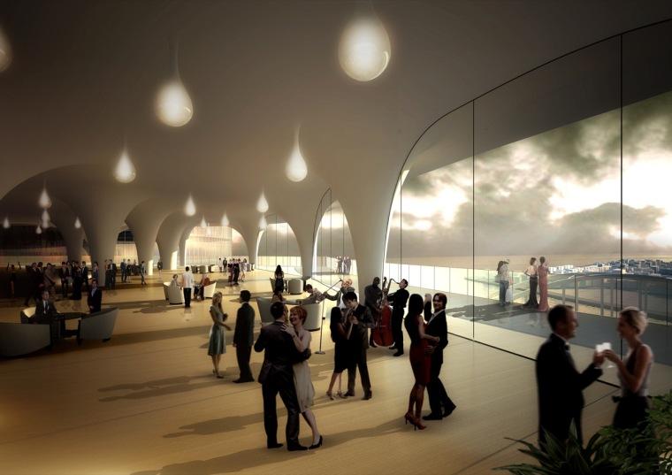 渲染05 rendering05-乐天百货公司楼顶花园第31张图片