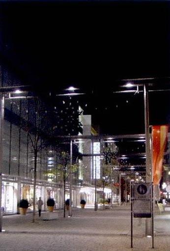 德国内卡河畔爱斯林根市的班郝夫大街第3张图片