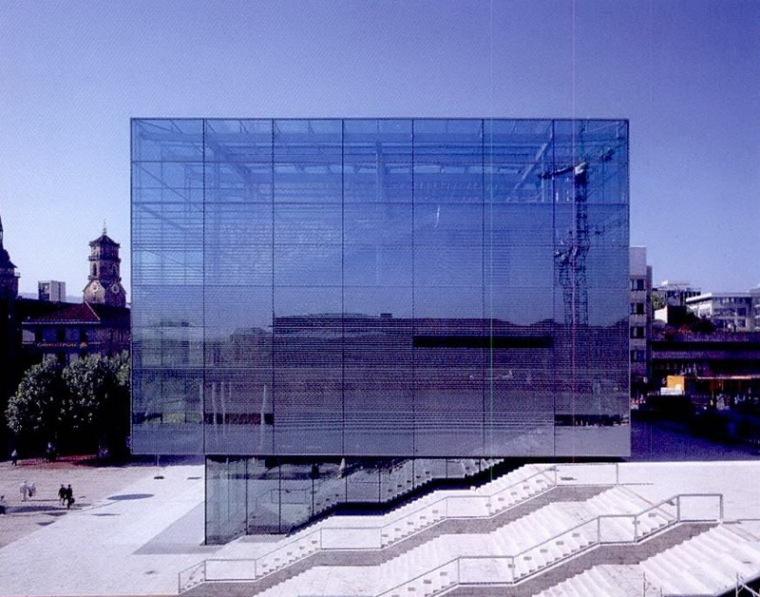 德国斯图加特艺术博物馆新馆第4张图片