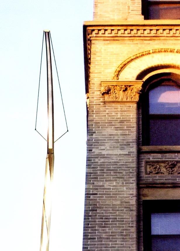 美国纽约市新的街道照明第2张图片
