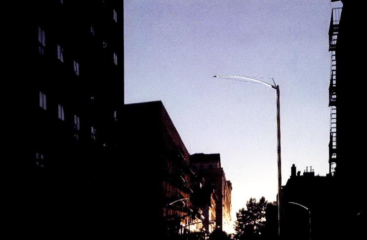 美国纽约市新的街道照明第3张图片
