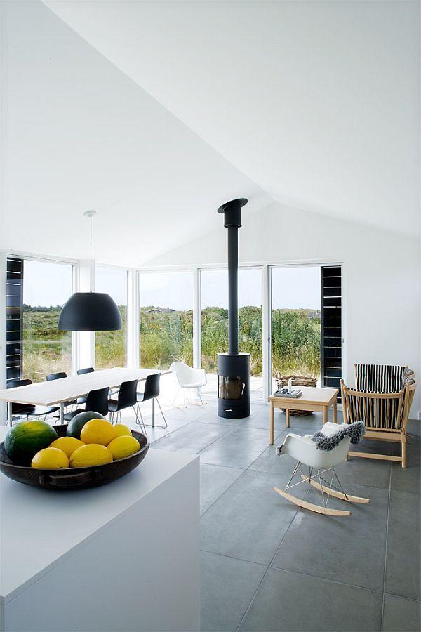 2-丹麦的独特住宅第3张图片