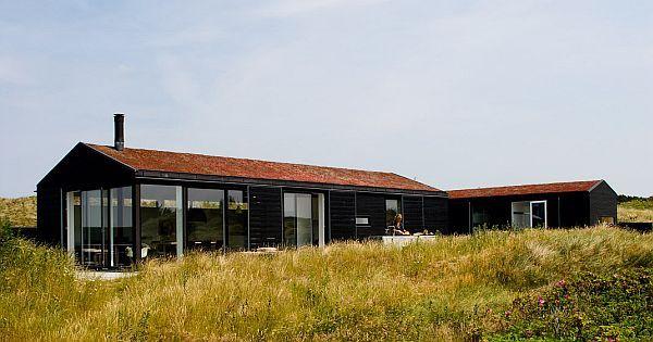丹麦的独特住宅第10张图片