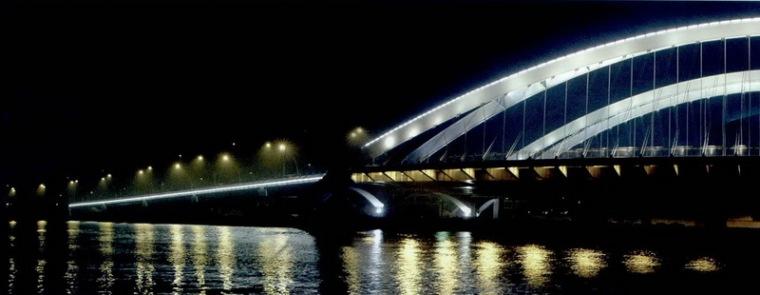 1-玉峰大桥景观照明设计第2张图片