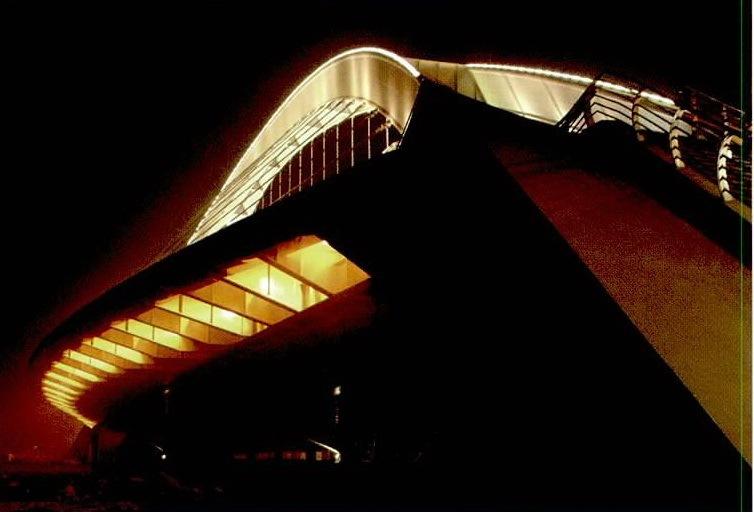 玉峰大桥景观照明设计第7张图片