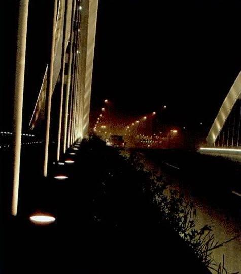 玉峰大桥景观照明设计第11张图片