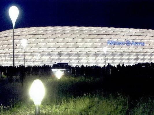慕尼黑安联体育场第1张图片