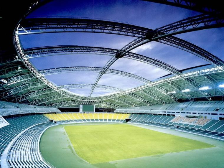 日本大分体育场第1张图片