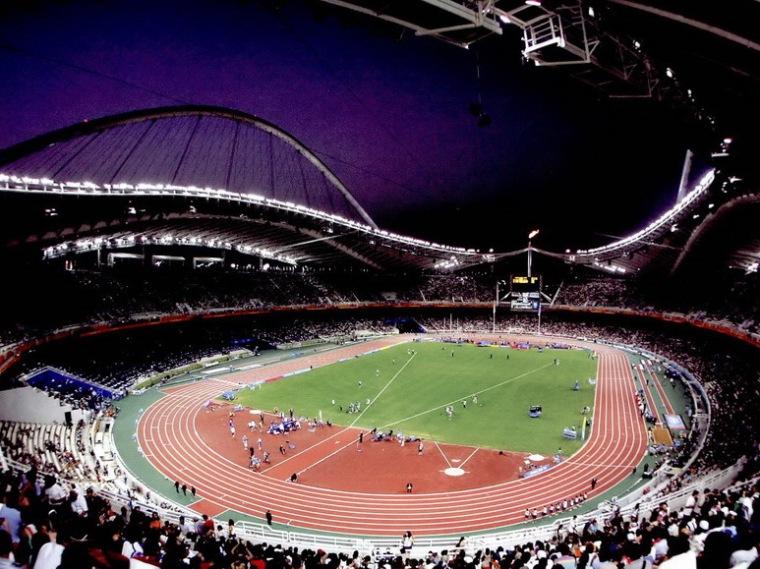 雅典奥林匹克体育场第1张图片