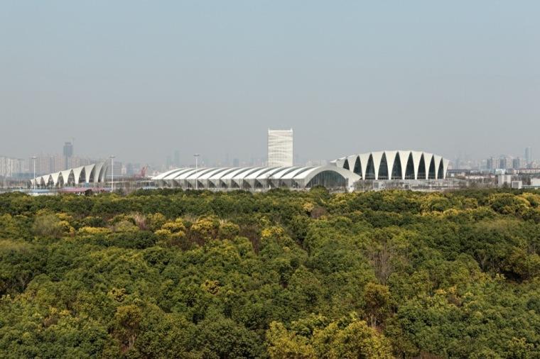 上海东方体育中心第2张图片