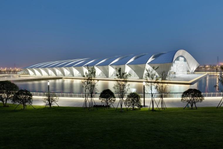 上海东方体育中心第3张图片