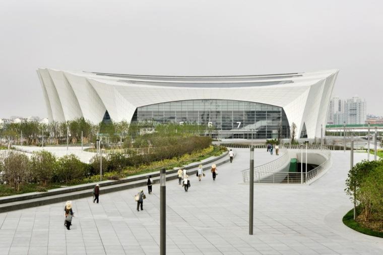 上海东方体育中心第7张图片
