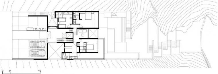 平面图01 Plan01-阿尔瓦雷茨住宅第21张图片