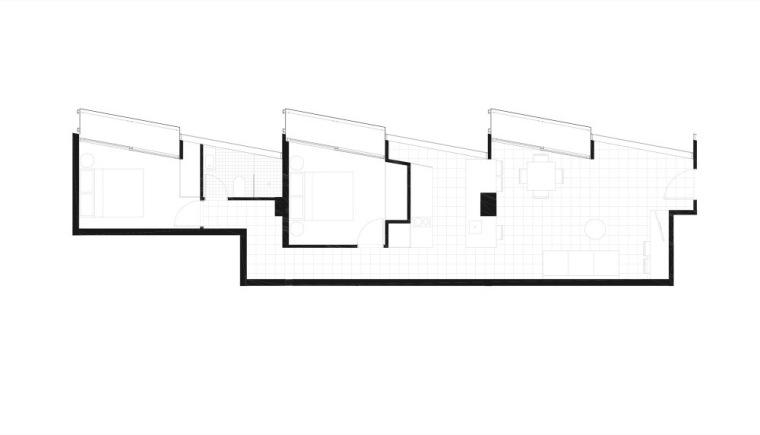 平面图04 Plan04-A'Beckett大厦第12张图片