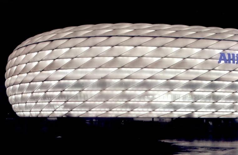 慕尼黑安联体育场第2张图片