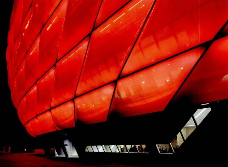 慕尼黑安联体育场第7张图片