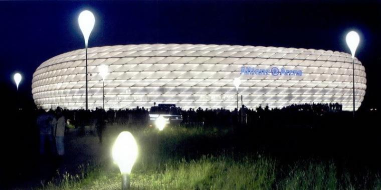 慕尼黑安联体育场第10张图片