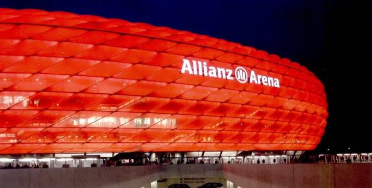 慕尼黑安联体育场第11张图片