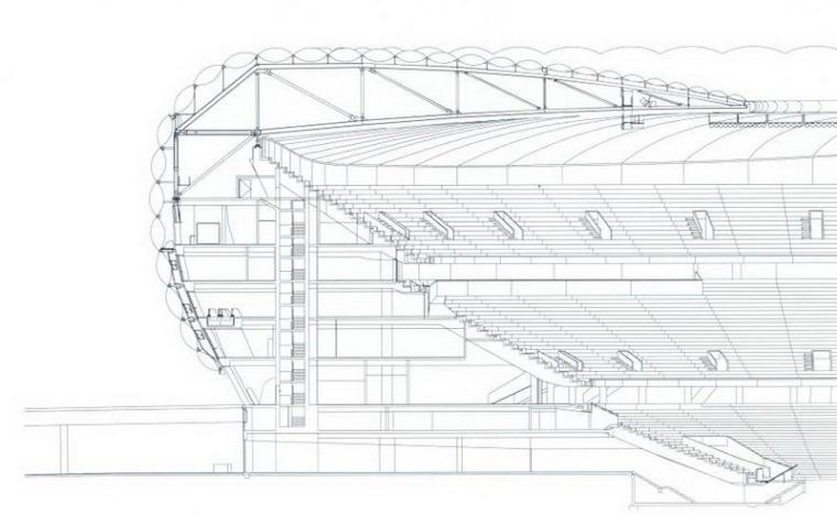 慕尼黑安联体育场第13张图片