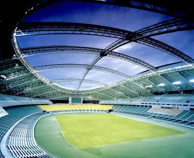 日本大分体育场第2张图片