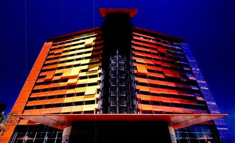 西班牙马德里Puerta美洲酒店第2张图片