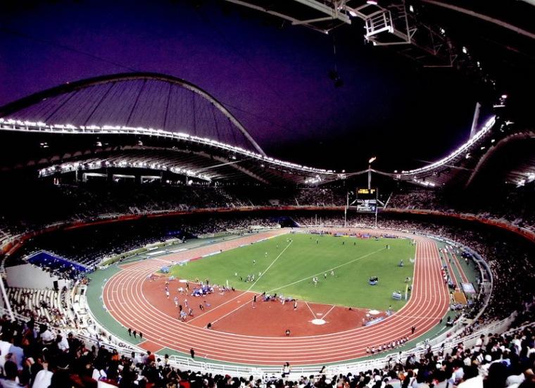 雅典奥林匹克体育场第2张图片