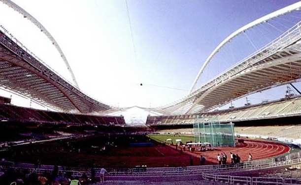 雅典奥林匹克体育场第3张图片