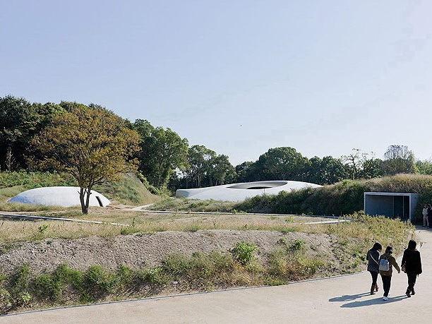 Teshima艺术博物馆第1张图片