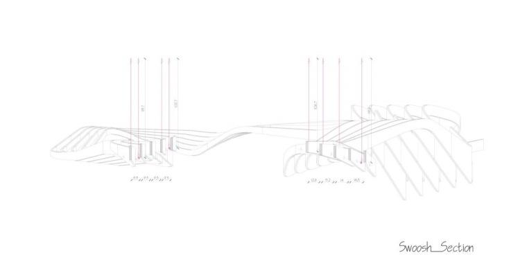 剖面图02 Section02-绿色餐厅第14张图片