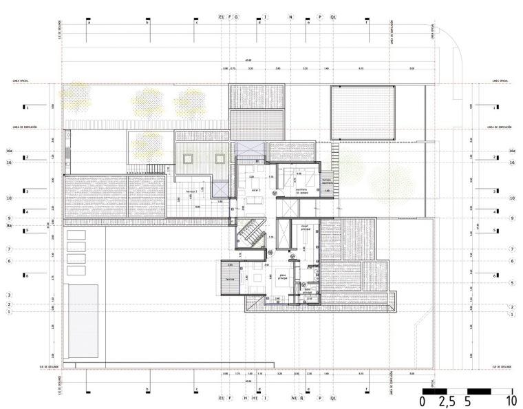 平面图02 Floor Plan02-三元素住宅第18张图片