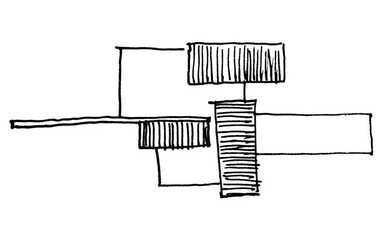 平面图表 Floor Plan Diagram-三元素住宅第19张图片