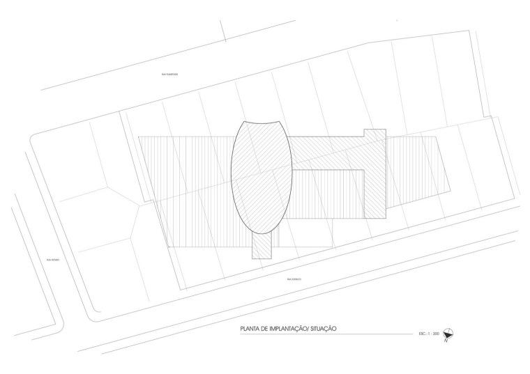 位置 Situation-Zodiaco公园住宅楼第14张图片