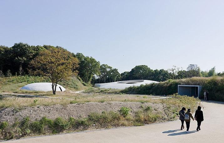 Teshima艺术博物馆第3张图片