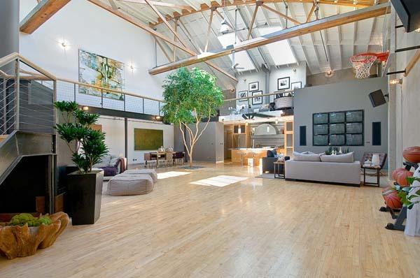 6-美国超大面积公寓第7张图片