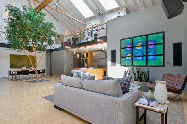 美国超大面积公寓第10张图片