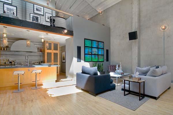 美国超大面积公寓第11张图片