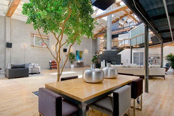 美国超大面积公寓第13张图片