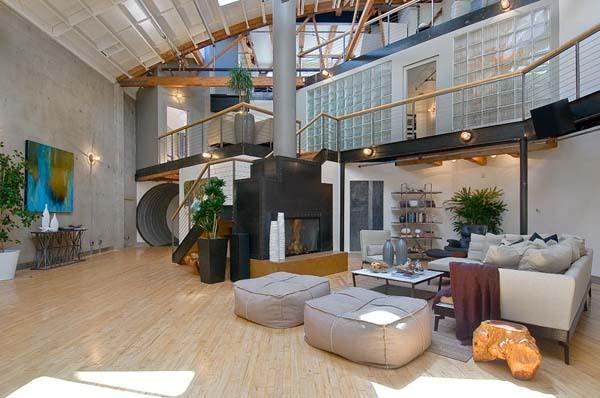 美国超大面积公寓第20张图片