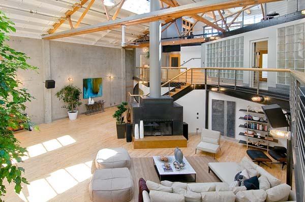 美国超大面积公寓第26张图片