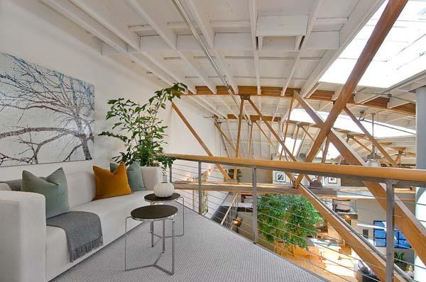 美国超大面积公寓第27张图片