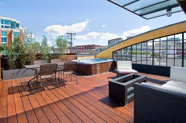 美国超大面积公寓第32张图片