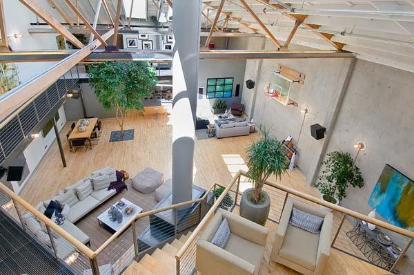 美国超大面积公寓第35张图片