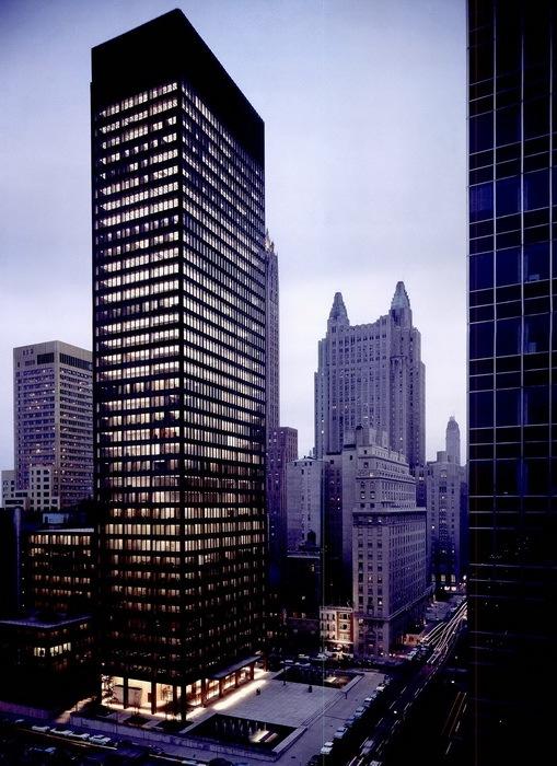 1-美国纽约希格拉姆大厦第2张图片