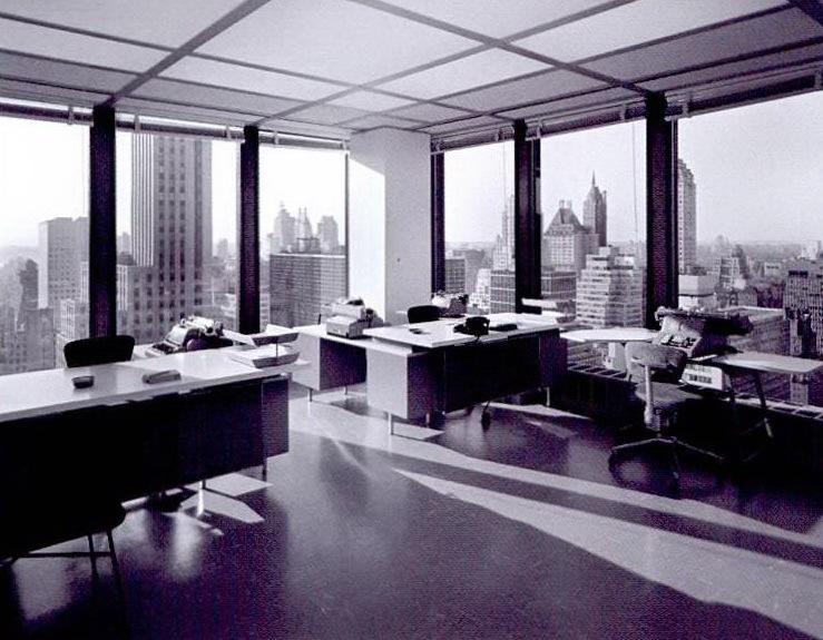 3-美国纽约希格拉姆大厦第4张图片