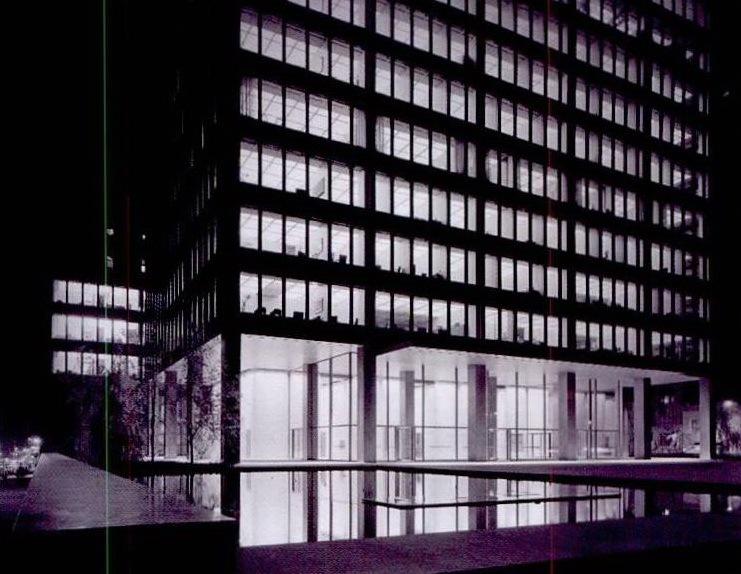4-美国纽约希格拉姆大厦第5张图片