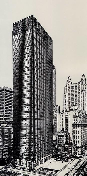 美国纽约希格拉姆大厦第8张图片