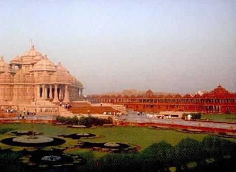 印度教斯瓦米纳拉扬神庙第2张图片
