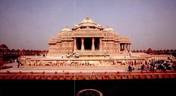 印度教斯瓦米纳拉扬神庙第5张图片